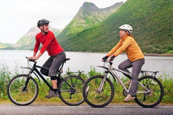 20 نکته در رابطه با فواید دوچرخه سواری برای سلامتی بدن و ذهن 1