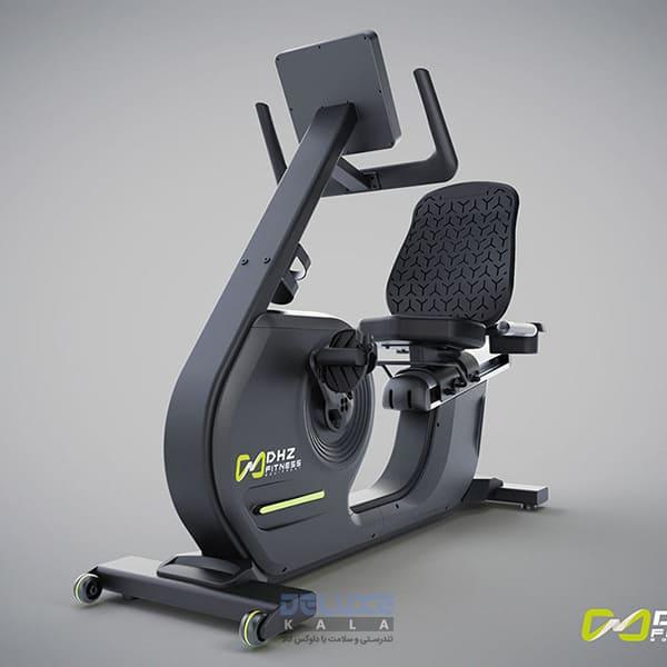 دوچرخه ثابت پشتی دار دی اچ زد DHZ X5100 1