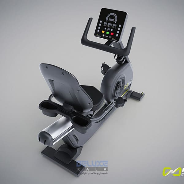 دوچرخه ثابت پشتی دار دی اچ زد DHZ X5100 2
