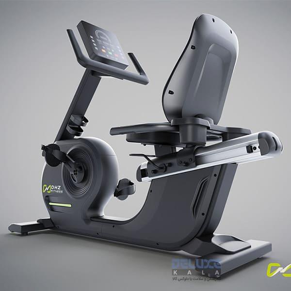 دوچرخه ثابت پشتی دار دی اچ زد DHZ X5100