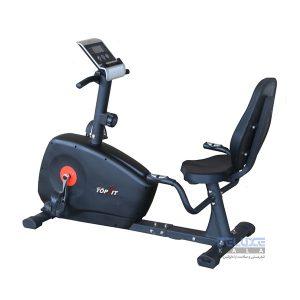 دوچرخه ثابت پشتی دار تاپ فیت Topfit 8711R