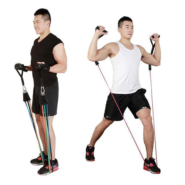 کش ورزشی 5 رشته Mega Fitness 2