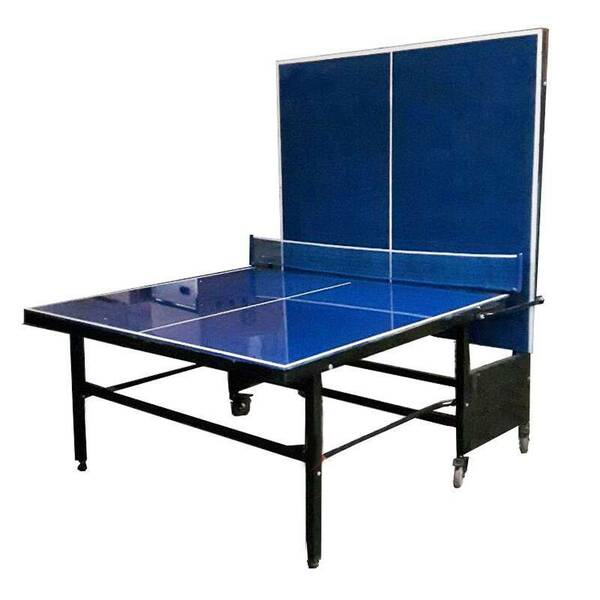 میز پینگ پنگ شیشه ای چرخدار PL112