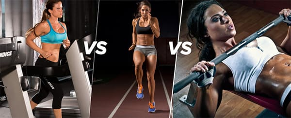 3 تفاوت ورزش هوازی و بدنسازی در سلامتی بدن شما 3