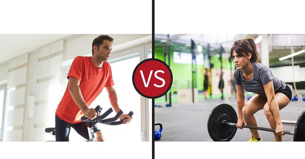 3 تفاوت ورزش هوازی و بدنسازی در سلامتی بدن شما 4