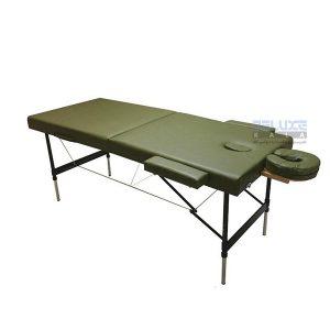 تخت ماساژ پرتابل آلمینیومی 2 شکن MBS