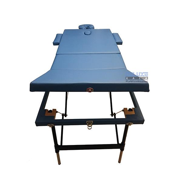 تخت ماساژ پرتابل آلمینیومی 3 شکن MBS 2