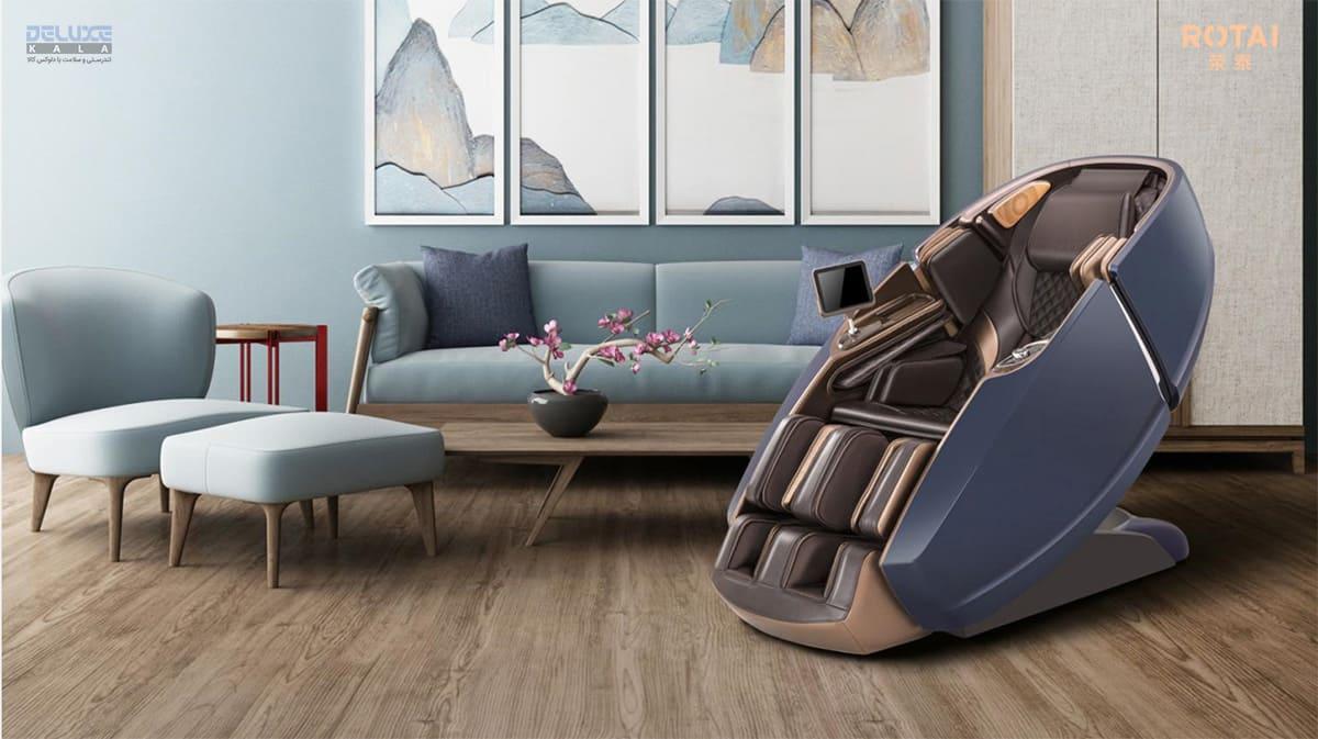 صندلی ماساژور روتای Rotai RT8900 3