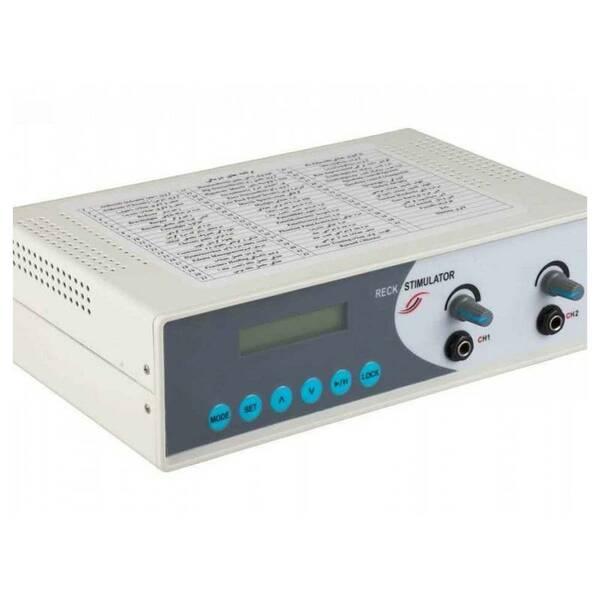 دستگاه فیزیوتراپی 2 کاناله رک مدیکال Reck 1
