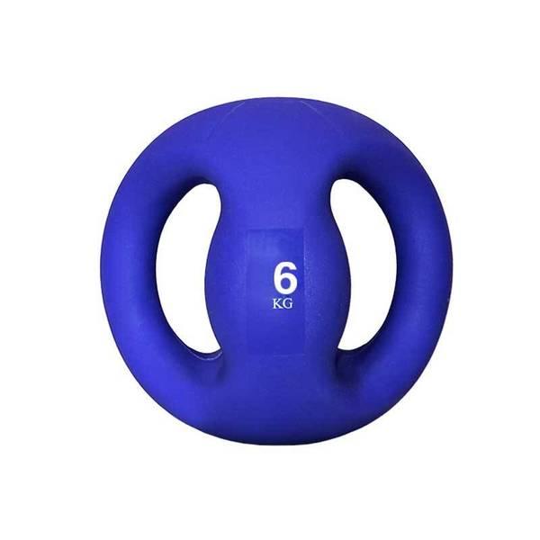 مدیسن بال دسته دار Dual Grip Medicine Ball 3