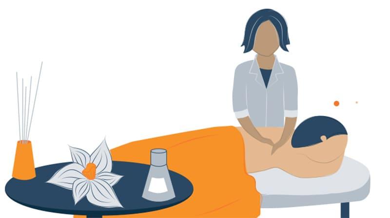 درمان بی خوابی با ماساژ (4)