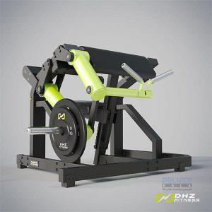 دستگاه جلو بازو وزنه آزاد دی اچ زد DHZ Y970S