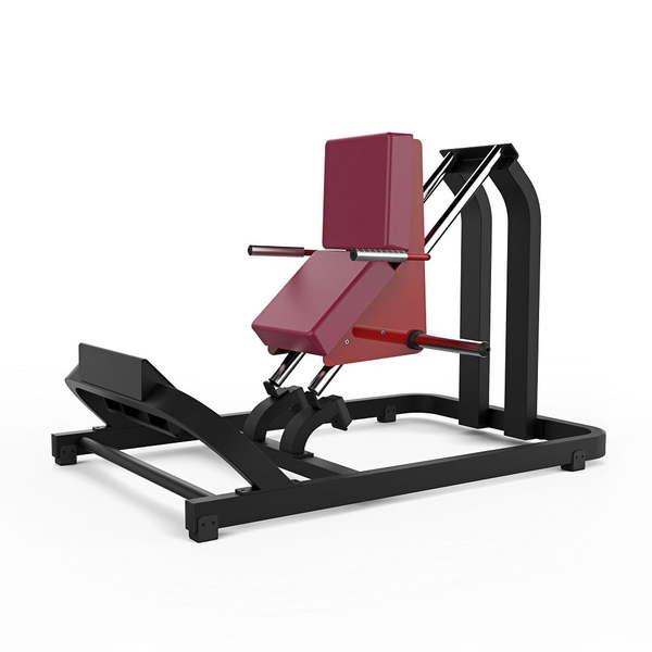 دستگاه ساق پا نشسته وزنه آزاد Bodystrong Pro-010