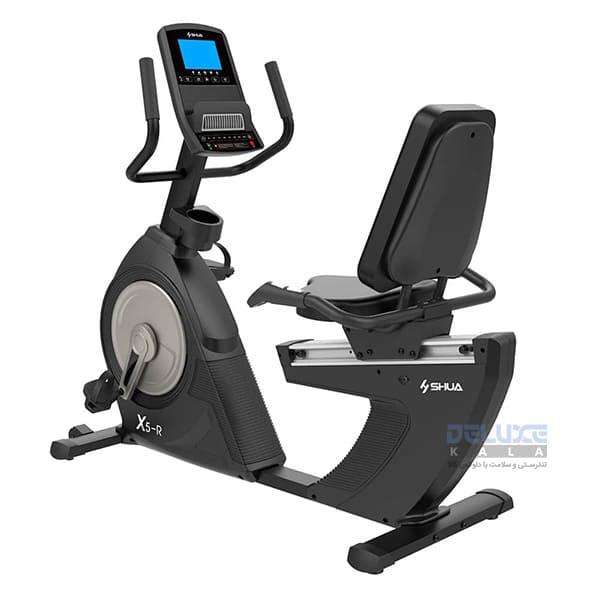 دوچرخه ثابت پشتی دار شوا Shua B6500R