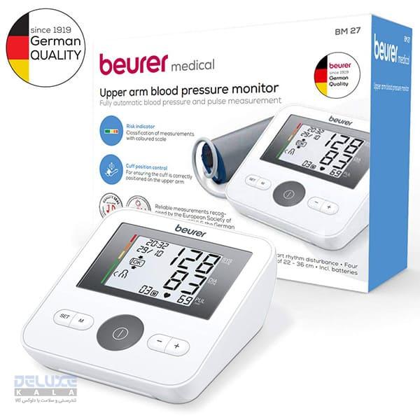 فشارسنج بازویی بیورر Beurer BM27 (2)