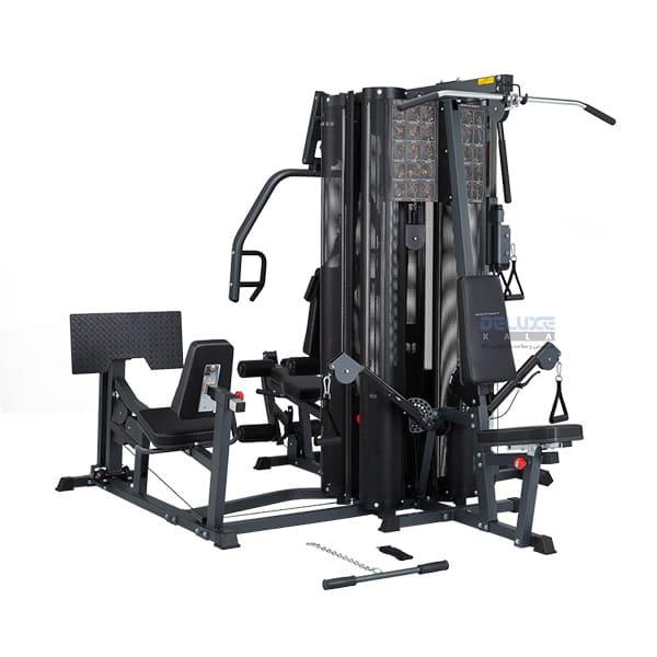 دستگاه بدنسازی چندکاره 4 ایستگاه بادی کرفت BodyCraft X4 (4)