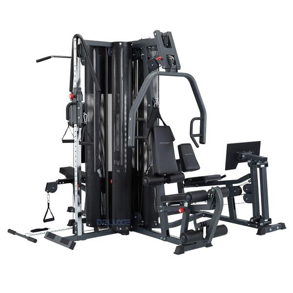 دستگاه بدنسازی چندکاره 4 ایستگاه بادی کرفت BodyCraft X4 (5)