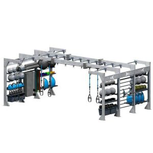 سازه تمرینات عملکردی پل تک لاین PSD RAX-BS10