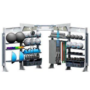 سازه تمرینات عملکردی کرنر PSD RAX-SSC02
