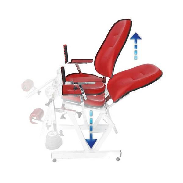 صندلی کوادریسپس ادونس Quadriceps Table (2)