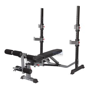 میز پرس چندکاره بادی کرفت BodyCraft F609 Olympic