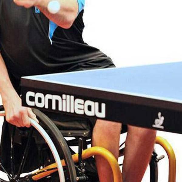 میز پینگ پنگ کورنلیو Cornilleau 540M ITTF (5)