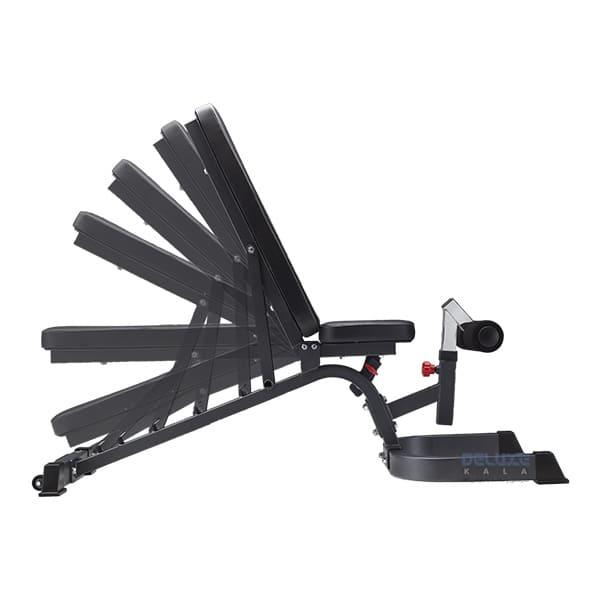 نیمکت مدرج بدنسازی بادی کرفت BodyCraft F602 (2)