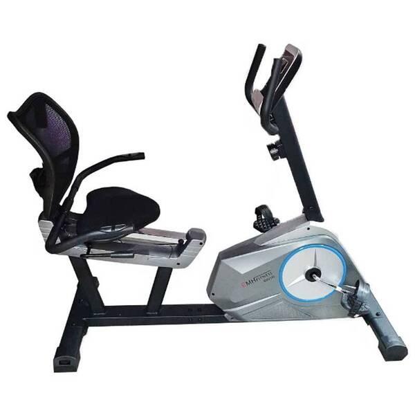دوچرخه ثابت خانگی پشتی دار EMHFitness 6001R