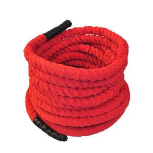 طناب بتل روپ روکش دار 15 متری 22 کیلوگرم Battle Rope