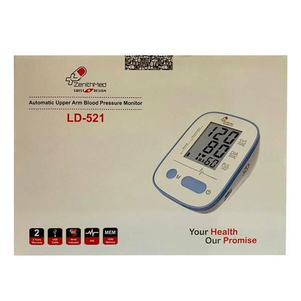 فشارسنج دیجیتال بازویی زنیت مد Zenithmed LD521 (4)