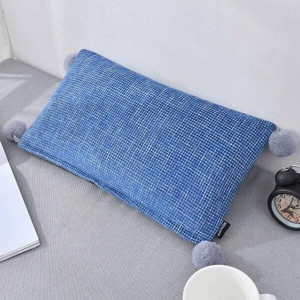 بالش ماساژور شارژی حرارتی بن کر Boncare Massage-Pillow S1 warm-blue (3)