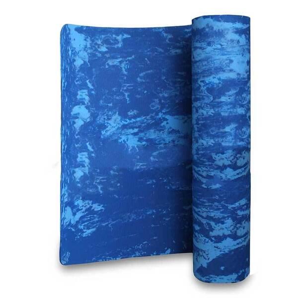 مت یوگا طرح دار 6 میلیمتری Yoga Mat TPE (2)