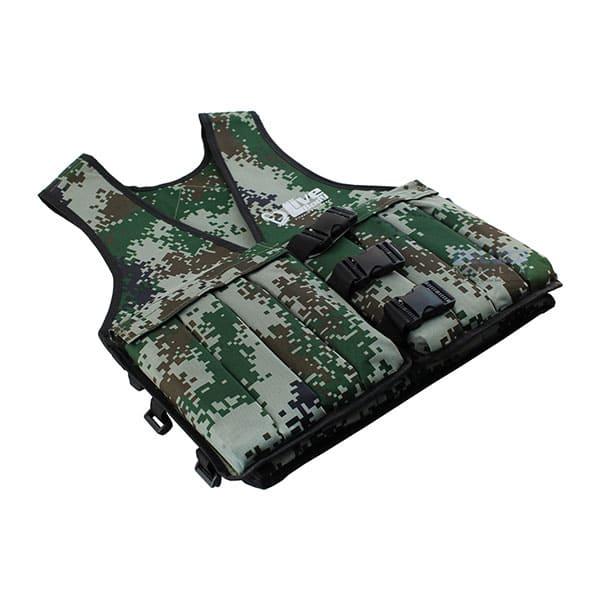جلیقه وزن دار 10 کیلوگرمی LiveBody Vest (3)
