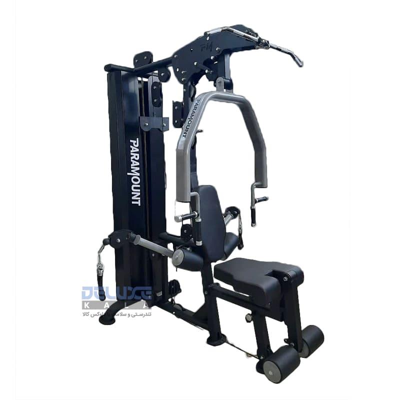 دستگاه بدنسازی چندکاره ماسل پارامونت PM160 0