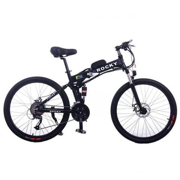 دوچرخه برقی راکی Rocky (2)