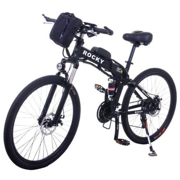 دوچرخه برقی راکی Rocky