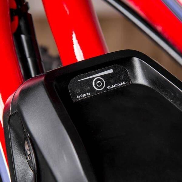 دوچرخه برقی فایتر Fighter (12)