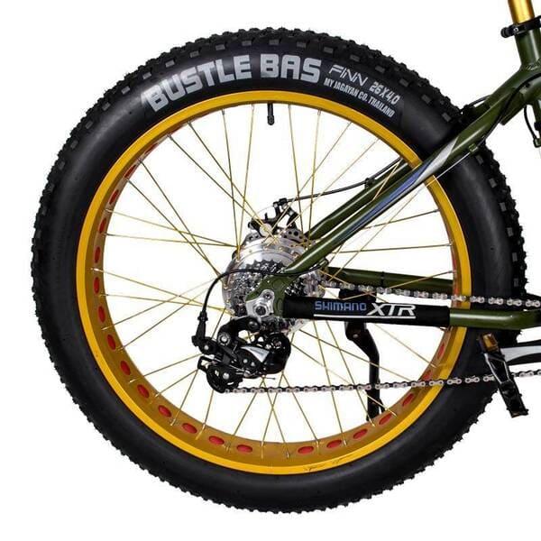 دوچرخه برقی فایتر Fighter (4)