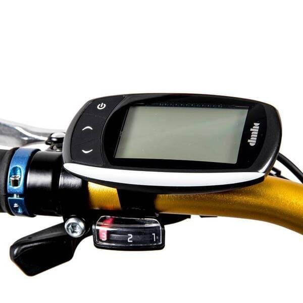 دوچرخه برقی فایتر Fighter (7)