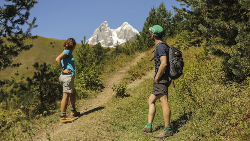 پیاده روی در طبیعت چقدر کالری میسوزاند؟ (2)