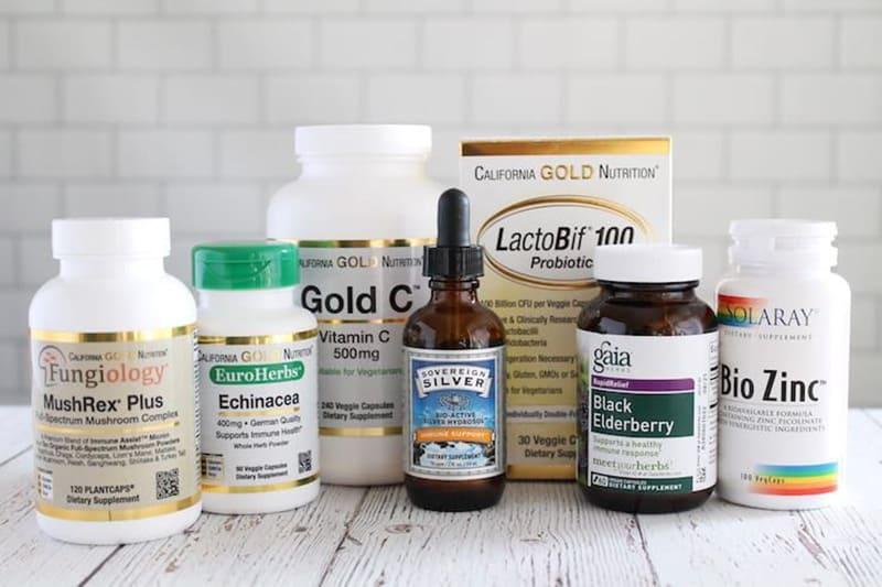 بهترین مکمل ها برای افزایش ایمنی بدن (2)