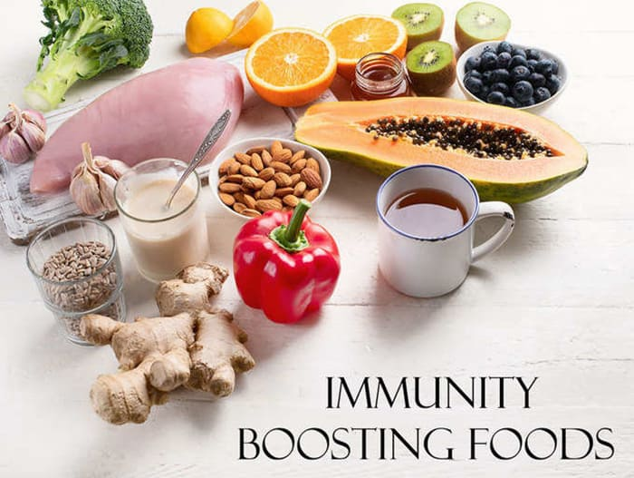 بهترین مکمل ها برای افزایش ایمنی بدن (3)