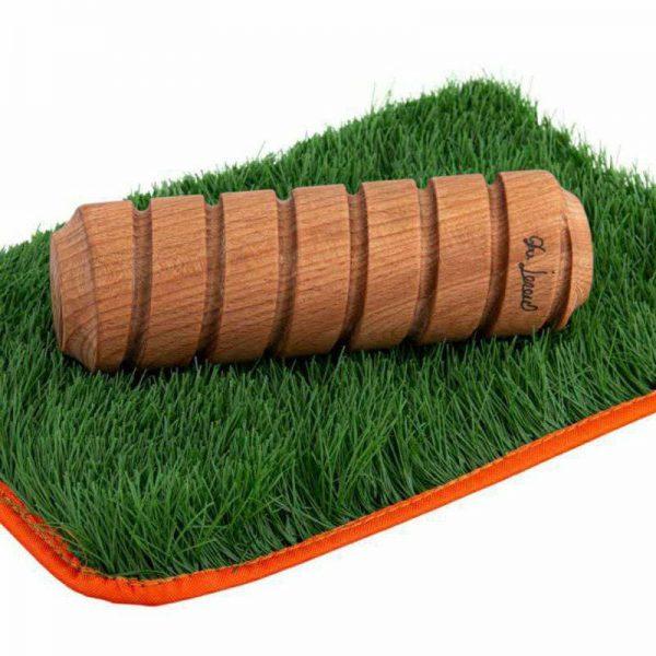 پکیج ابزار چوبی ماساژ و زیرانداز ورزشی Janovan (8)