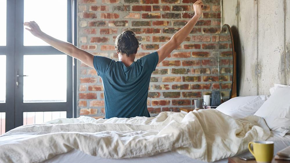چطور خود را به صبح زود بیدار شدن عادت دهیم؟ (2)