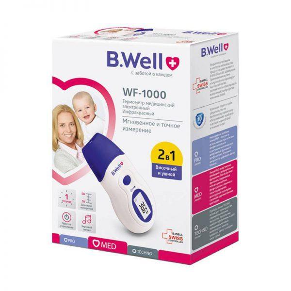 دماسنج دیجیتال بی ول BWell WF-1000 (2)