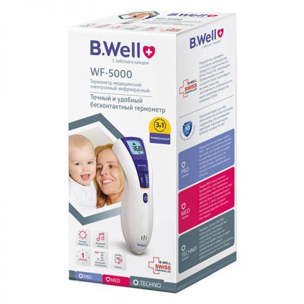 دماسنج دیجیتال بی ول BWell WF-5000 (2)