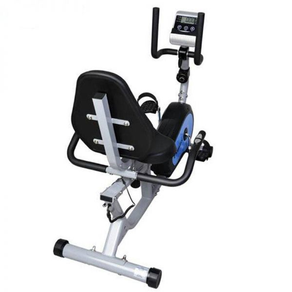 دوچرخه ثابت پشتی دار کی پاور GYMZEL K8330R (2)