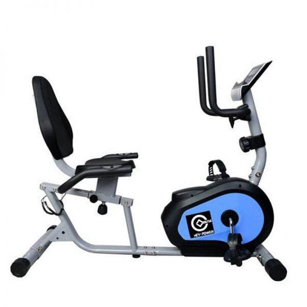دوچرخه ثابت پشتی دار کی پاور GYMZEL K8330R