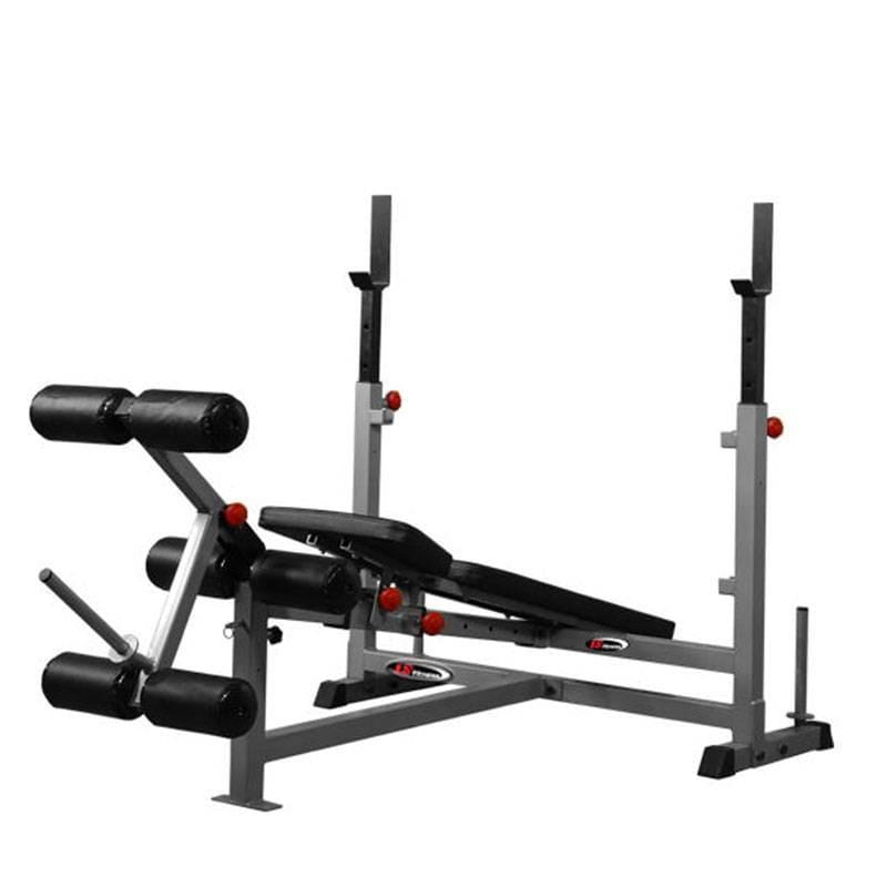میز پرس چند کاره LS Fitness LS-46 (2)